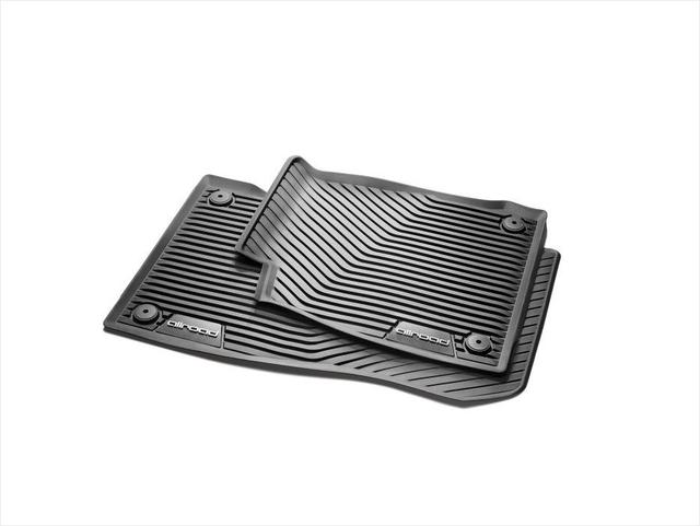 All-Weather Floor Mats - Audi (8W9-061-221-041)