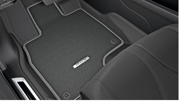 Floor Mats-Carpet (A-Spec) - Acura (08P15-TJB-210A)