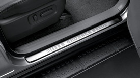 Genuine Toyota 2003-2009 4Runner Door Sill Enhancements/Protectors - Toyota (PTS21-89040)