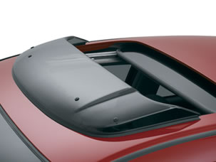 Moonroof Visor