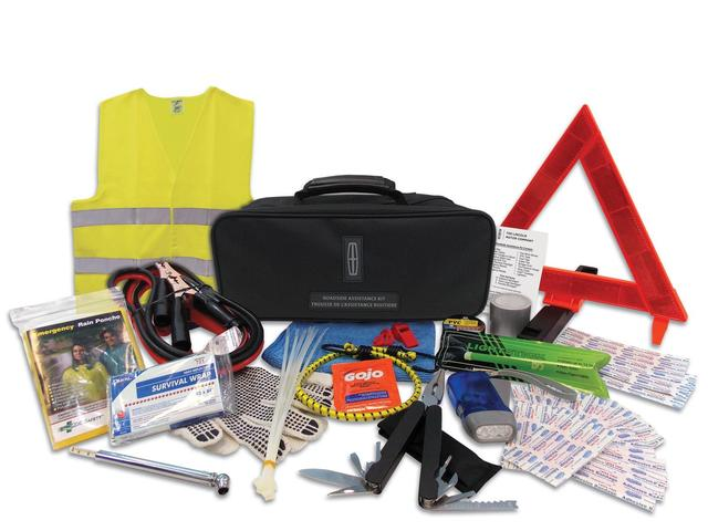 Roadside Assistance Kit W/Lincoln Logo - Ford (VFL3Z-19F515-B)