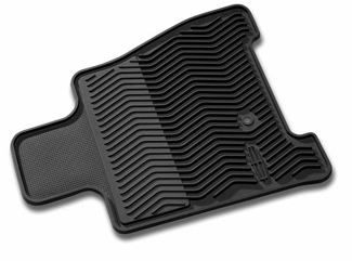 Floor Mats, All Weather, And Set - Ford (7A1Z-7813300-A)