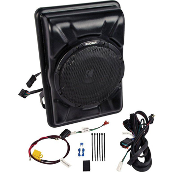 12-13 Chevrolet Sonic Kicker Audio Upgrade Subwoofer 12 Inch & Amplfier OEM NEW