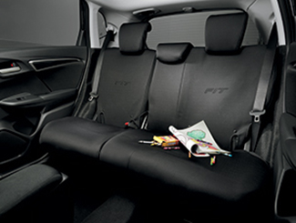 Seat Cover, Row (2ND) (Black)