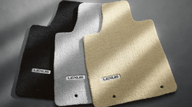 Floor Mats, Carpet - Lexus (PT208-24060-14)