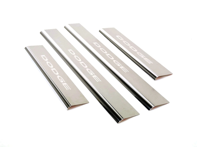 Door Sill Guard, Stainless Steel