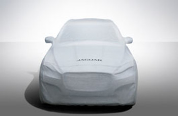 Cover, Vehicle All-Weather - Jaguar (T4A4215)
