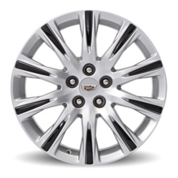 19 Wheel, Ultra Silver