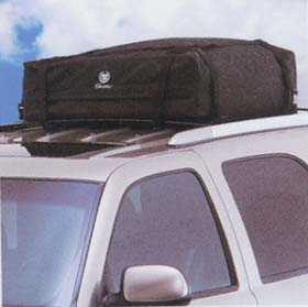 Roof Mounted, Soft Luggage Carrier