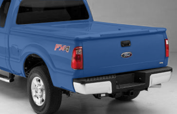 Tonneau Cover, Hard Painted