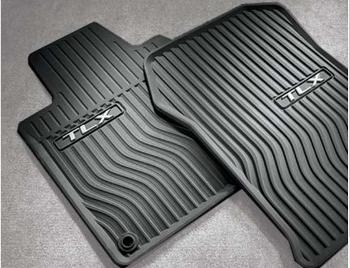 Honda Genuine 83600-SWA-C02ZC Floor Mat Set