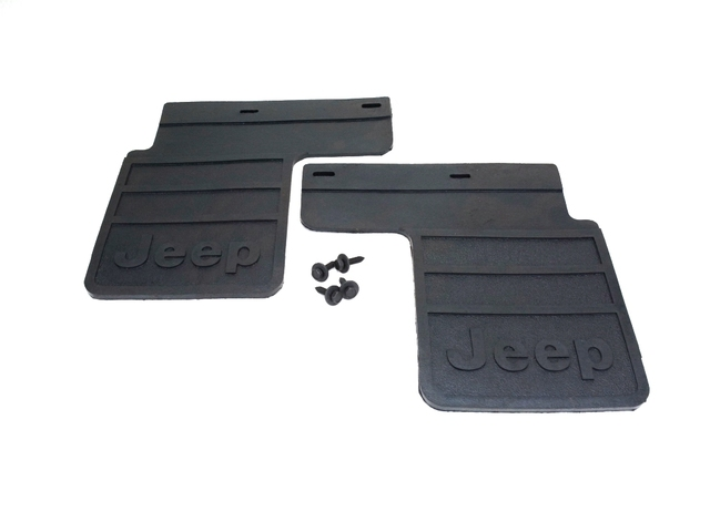 Splash Guards - Rubber - Mopar (82202304)