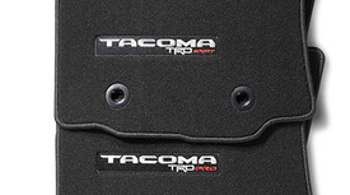 Floor Mats, Carpet, Trd Pro, AT