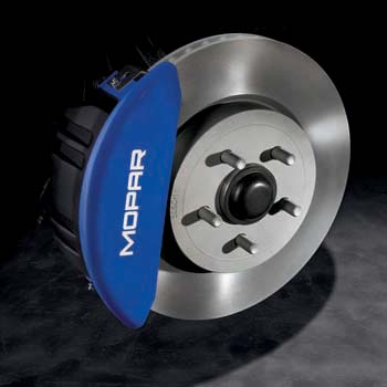 Caliper Covers - 3.6L Vehicles