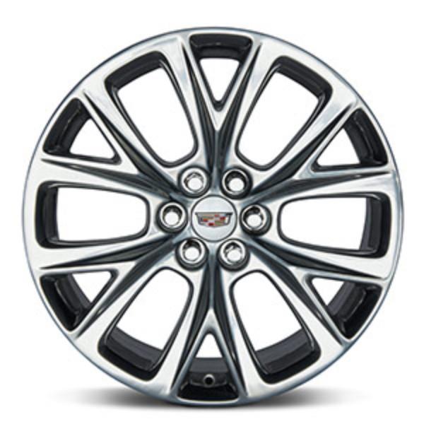 20 Quot Wheel 6 Spoke Polished Gm 23403703