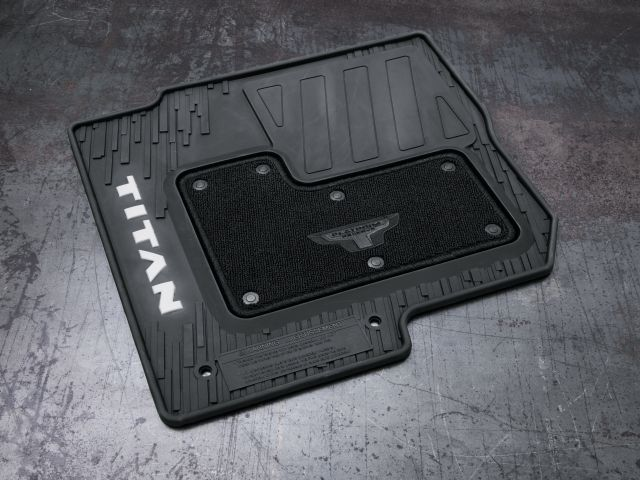 Floor Mats, All Season - Nissan (999E1-W4C00)