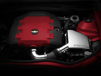 2014-2015 Chevrolet Camaro V8 (LS3 and L99) - Red Hot (G7C) Engine Cover