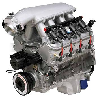 Copo 427 - 425 Hp Crate Engine
