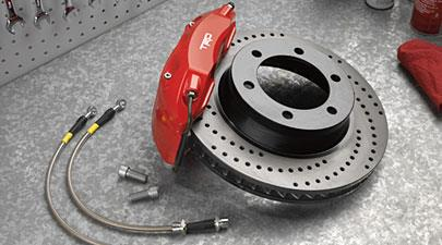 Trd High-Performance Brake Kit