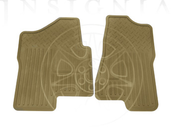 Floor Mats, All Weather, Front - GM (19210587)