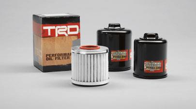 Trd Performance Oil Filter - Toyota (PTR43-00079)