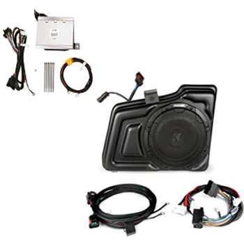 Audio Upgrade, Sub-Woofer & Amplifier