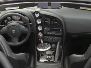 Interior Trim And Knobs