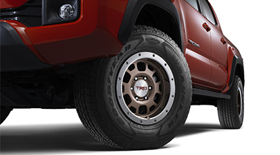 "16"" Wheel, Off-Road Trd, Bronze - Toyota (PTR18-35090-BR)"