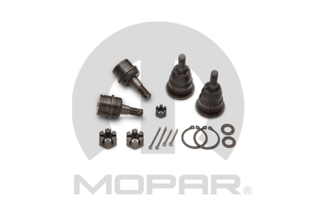 Performance, Axle Assembly, Crate Axle - Mopar (P5160059)