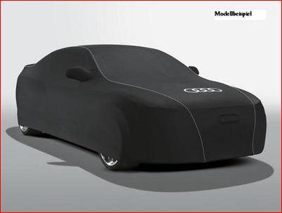 Indoor Car Cover - Black - Coupe - Audi (8T0-061-205)