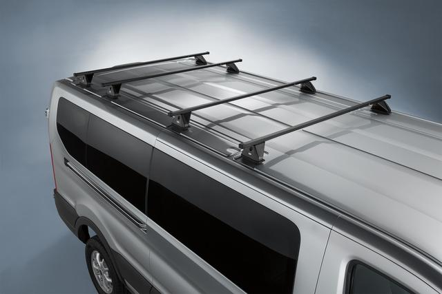 2016, 17, 18 Transit Connect Luggage Rack Assembly. Four Piece Set - Ford (BK3Z-61550A82-D)