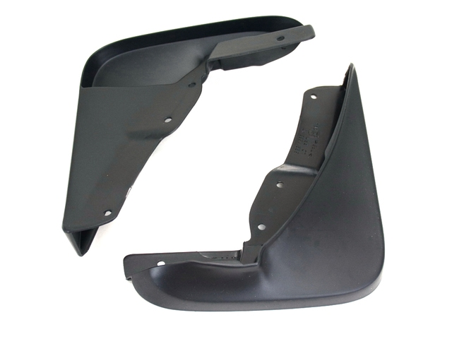 Splash Guards, Molded, Front - Mopar (82211683AC)