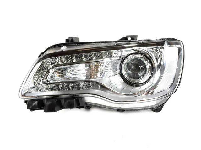 Composite Headlamp