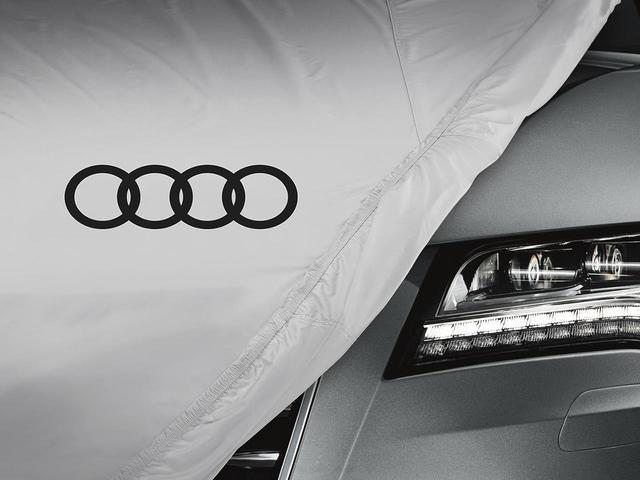 Outdoor Car Cover - Audi (ZAW-061-205-G)