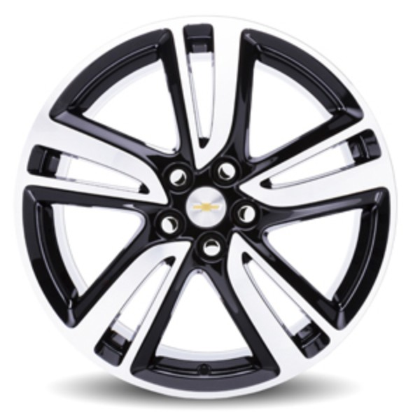 "18"" Wheel, 5-Split Spoke"