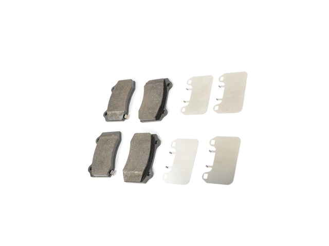 Rear Disc Brake Pad Kit - Mopar (5174327AC)