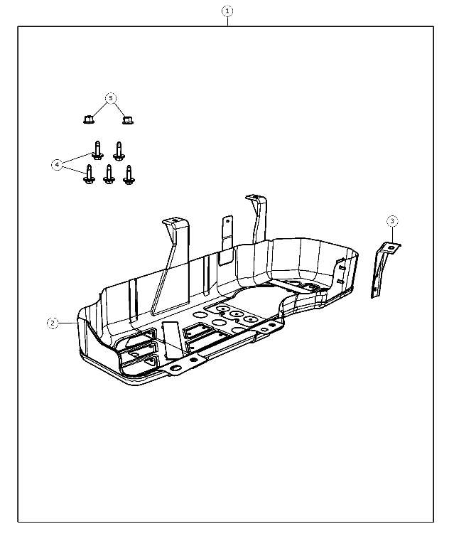 Fuel System Components For 2008 Jeep Liberty