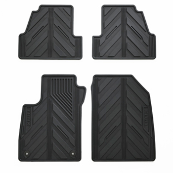 Floor Mats, All-Weather, &