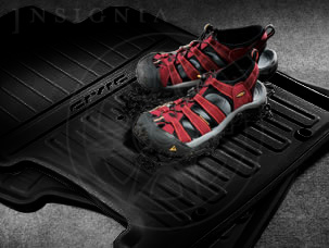 Floor Mats, All-Season - Honda (08P13-SNA-110)