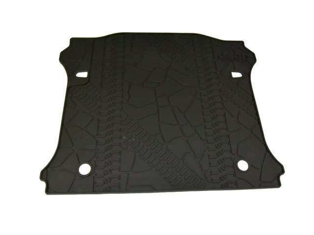 Cargo Area Tray - Molded - Mopar (82213184)