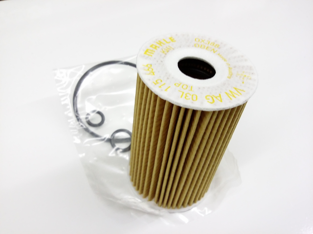Oil Filter - Volkswagen (03L-115-562)