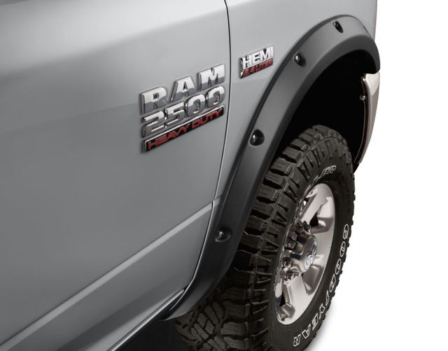 Wheel Lip Molding - 5.7ft Rebel