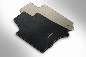 2013-2015 NISSAN ALTIMA CARPETED FLOOR MATS - CHARCOAL