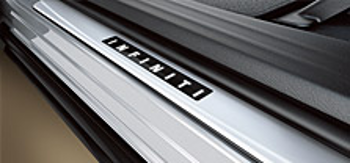 Door Sill Plates, Illuminated - Infiniti (999G6-3Z200)