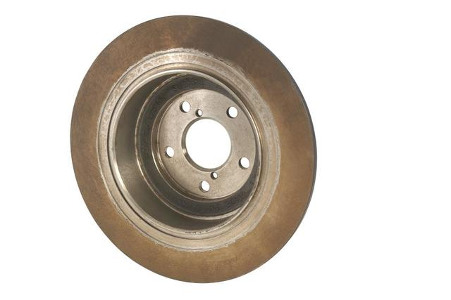ROTOR, REAR - EITHER SIDE / SOLD INDIVUALLY - Subaru (26700AE04C)