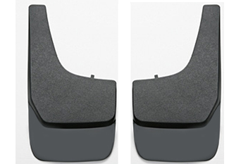 Splash Guards - Flat - Front