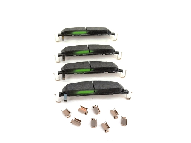 2009-2018 DODGE RAM 3500 REAR DISC BRAKE PADS OEM NEW MOPAR 68049158AA