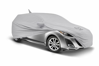 Vehicle Cover, All Weather - Mazda (0000-8J-L11)