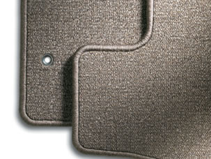 Floor Mats, Carpet, Light - Honda (08P15-SJC-110)