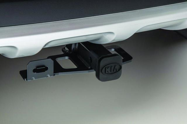 Tow Hitch And Harness - Kia (D9061-ADU03)